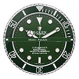 Submariner Rolex Reloj De Pared Luminosa
