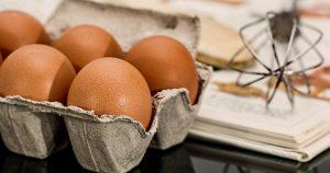 como puedo saber si un huevo esta bien