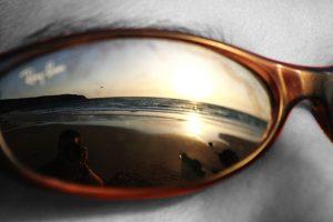 Gafas de sol de excelente calidad