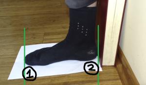 marcas zapato pie