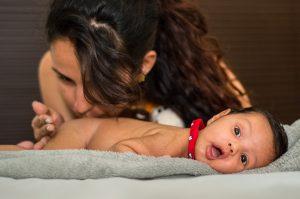 Razones de la dierrea en bebes
