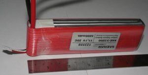 Verificar carga en batería LiPo