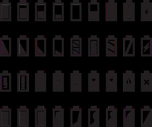 Verificar carga de distintos tipos de baterías