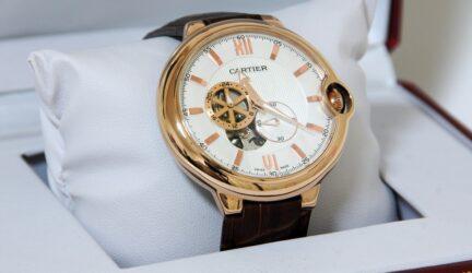 cartier reloj original o falso