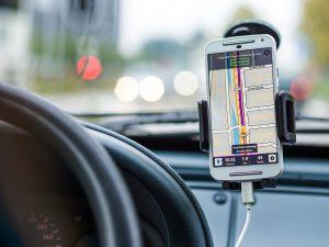GPS para determinar limites en un terreno