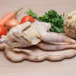¿Cómo saber si el Pollo está Malo?