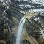 ¿Cómo saber si el Salto del Nervión tiene agua?