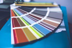 Pantone de un color