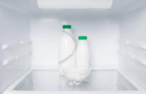 conserva el kéfir de leche