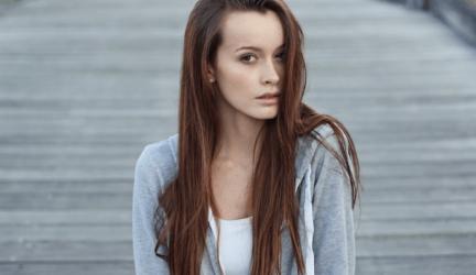 mujer pelo nuevo