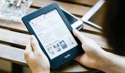generaciones de Kindle