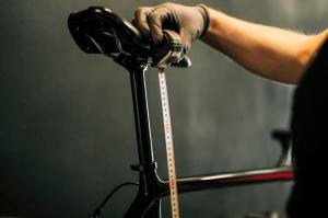 Saber medida de bicicleta