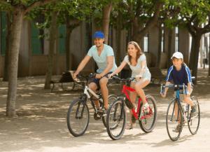 bicicleta de acuerdo a la edad