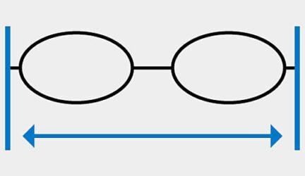 como saber mi talla de gafas