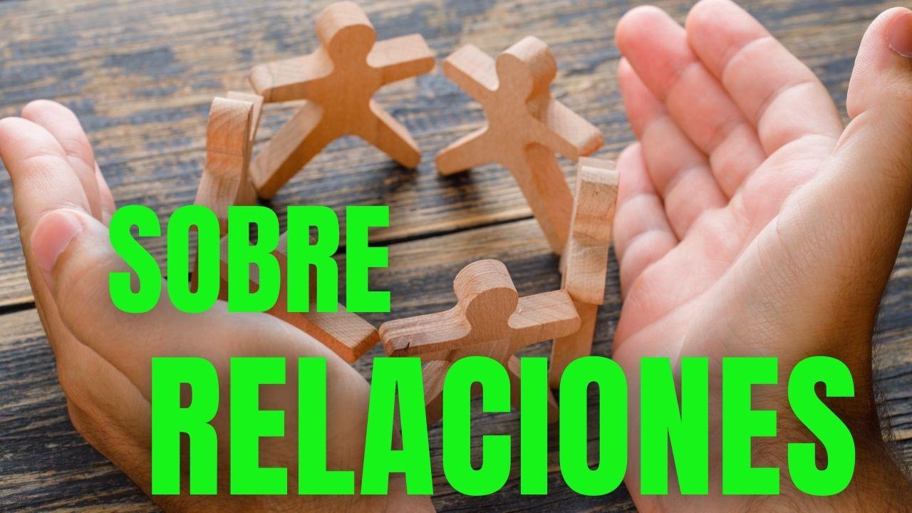 sobre relaciones