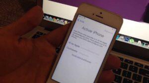 Cómo saber si mi iPhone está bloqueado