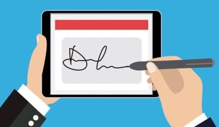 Cómo saber si un documento está firmado digitalmente