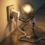 consumo de luz